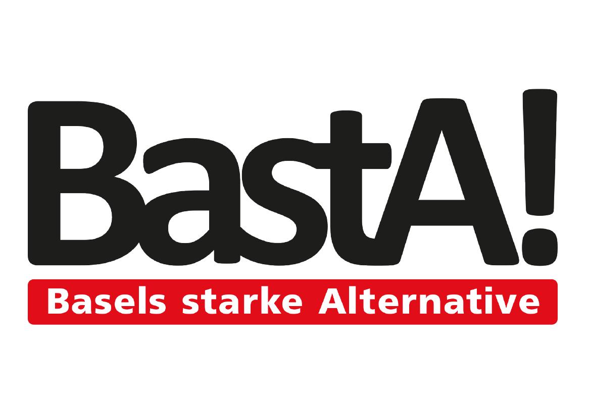 Logo von BastA! Basels starke Alternative