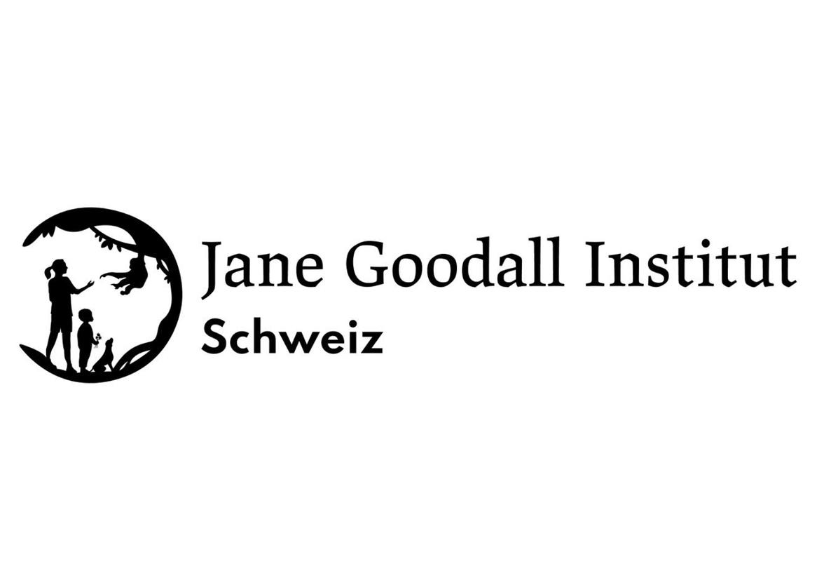 Logo von Jane Goodall Institut Schweiz