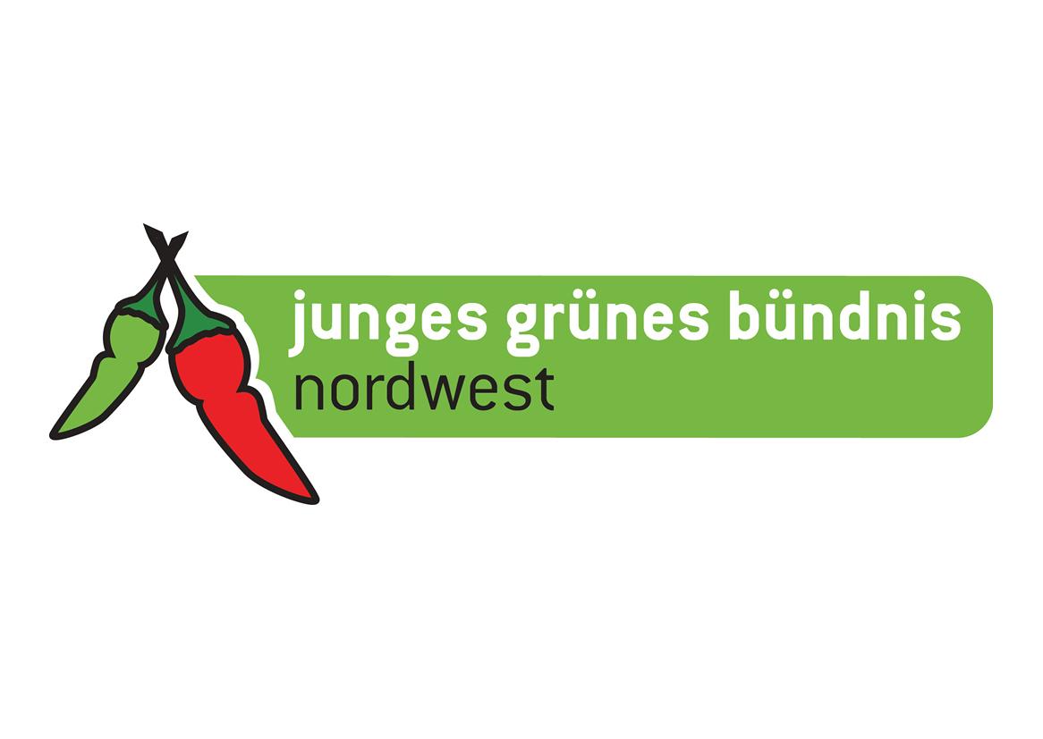 Logo von Junges Grünes Bündnis Nordwestschweiz